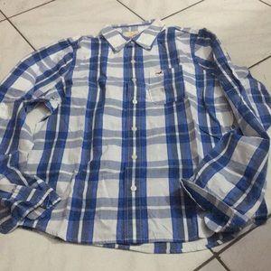 Hollister mens shirt 👔